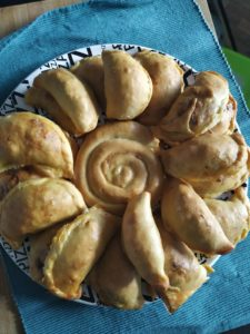 baked empanadas need to cool down